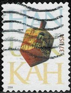 USA 2004 Hanakkah Used