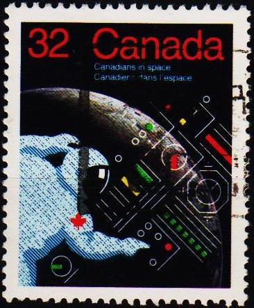 Canada. 1985 32c S.G.1143 Fine Used