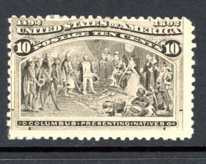 US 237 MH 1893 10c