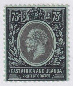 EAST AFRICA AND UGANDA 48 MINT  HINGED OG * NO FAULTS EXTRA FINE!