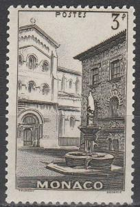 Monaco #172A F-VF Unused  (S1353)