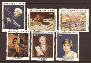 Niger  # 574 - 79   Used  CTO       A