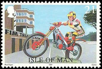 Isle of Man - 757 - MNH - SCV-0.70