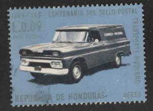 Honduras  Scott C395 Used  stamp
