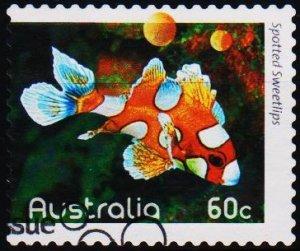 Australia. 2010 60c Fine Used