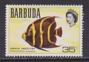 Barbuda (1969) #23 MNH