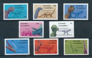 [105733] Grenada 1994 Prehistoric animals dinosaurs Tyrannosaurus rex  MNH