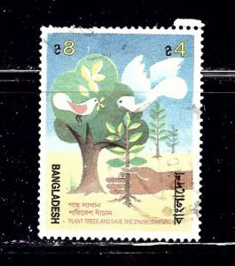 Bangladesh 413 Used 1982 issue
