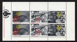Netherlands B558a MNH International Year of the Child, Children