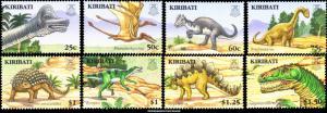 Kiribati Scott 894-901 Mint never hinged.