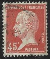 France #190 Used (U19)
