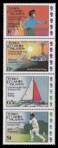 Turks & Caicos Islands 558a MNH