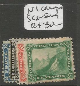 Nicaragua SC 2-5 MNG (4csc)