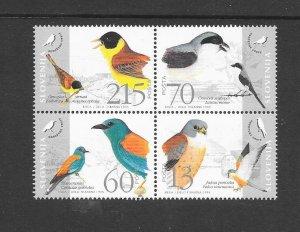 BIRDS - SLOVENIA #235   MNH