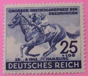 Germany B204 MNH Race horse SCV $16.50