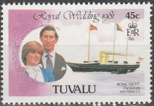 Tuvalu #159  MNH  (S6519)
