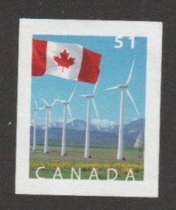 2137 flag & Wind turbines