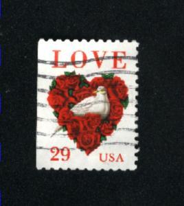 USA # 2814  3 used 1994 PD .08