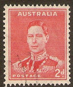 Australia Scott # 182 used. Free shipping on all additional items.