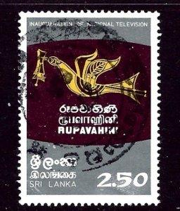 Sri Lanka 626 Used 1982 issue    (ap3287)
