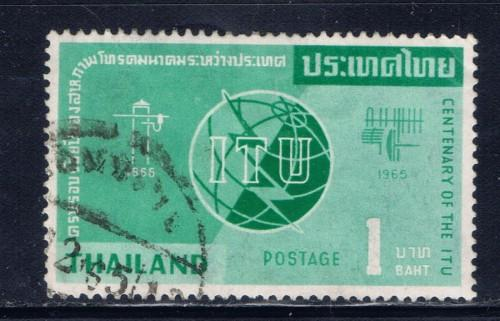 Thailand 430 Used 1965 Issue