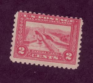 402 MNH, 2c. Panama-Pacific,  scv: $170