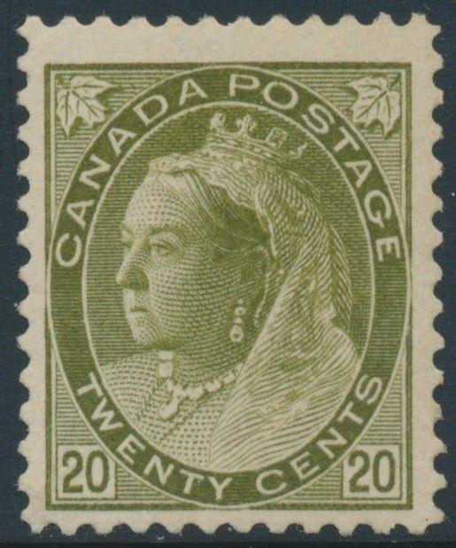 CANADA #84 VF OG NH CV $1,200 HV8042