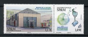 Saint-Pierre & Miquelon SP&M 2017 MNH Intl Yr Sustainable Tourism 2v Set Stamps