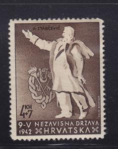 Croatia B17 Ante Pavelich 1942