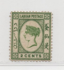 Malaya Labuan - 1880-82 - SG5 - 2c - no gum #659