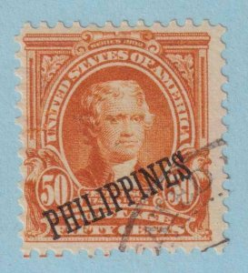 UNITED STATES - PHILIPPINES 236  USED -  NO FAULTS VERY FINE!
