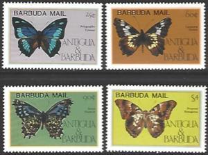 Antigua #850-853 MNH Full Set of 4 cv $15.15