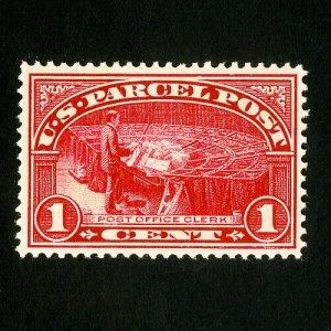 US Stamps # Q1 Superb Gem OG NH
