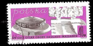 Poland - 1684 - Used - SCV-0.25