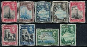 Bermuda #118-22,9*/u  CV $19.40