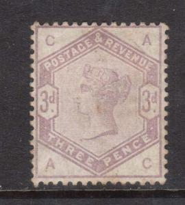 Great Britain #102 Mint