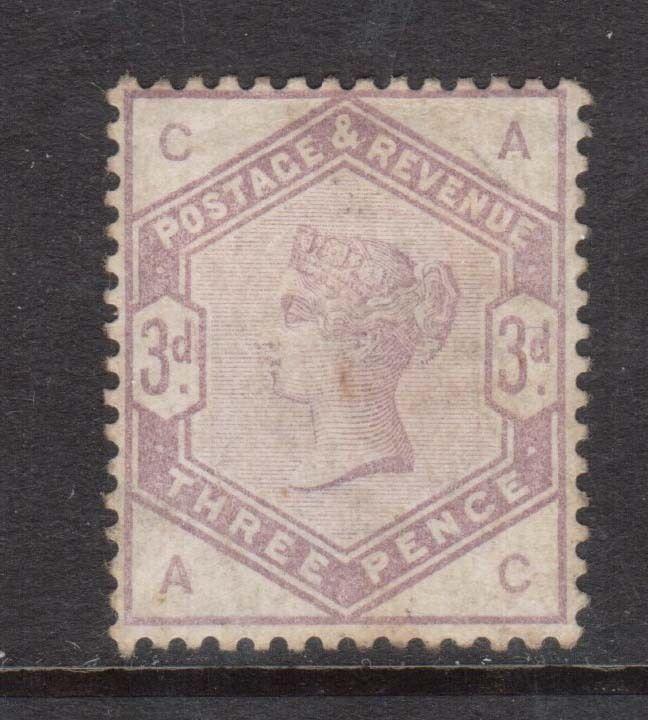 Great Britain #102 Mint