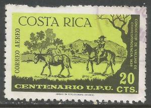 COSTA RICA C661 VFU Z1928