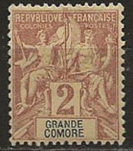 Grand Comoro #2 m
