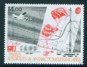 FSAT Scott C92 MNH** Atmospheric Research  1986 Science stamp CV$5