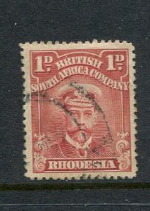 Rhodesia #120 Used