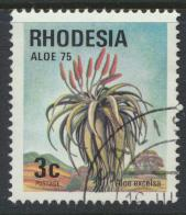Rhodesia SG 515  SC# 353  Used Succulent Congress see details