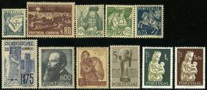 Republic PORTUGAL Postage Stamp Collection Mint NH OG