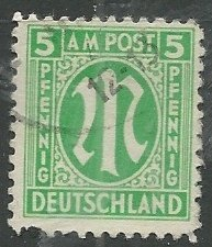 Germany ||| Scott # 3N4 - Used