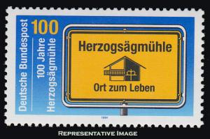 Germany Scott 1834 Mint never hinged.