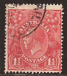 Australia  #  68  used .      E