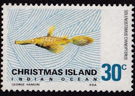 Christmas Island #31 Mint