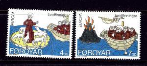 Faroe Is 264-65 MNH 1994 Europa