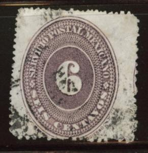 Mexico Scott 179 Used stamp  CV$7.50
