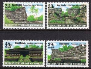 Micronesia 45,C16-C18 MNH VF